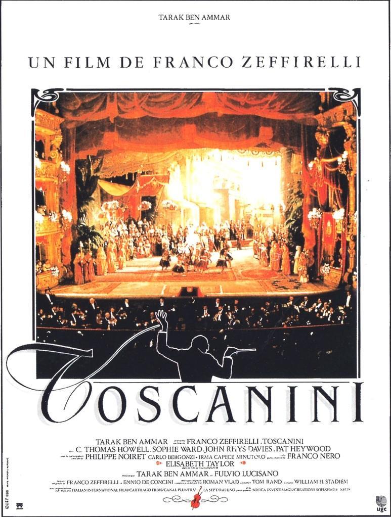 El Joven Toscanini