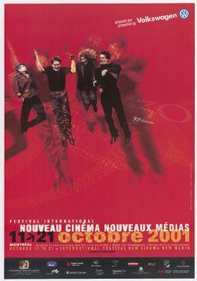Montreal Festival du Nouveau Cinéma - 2001