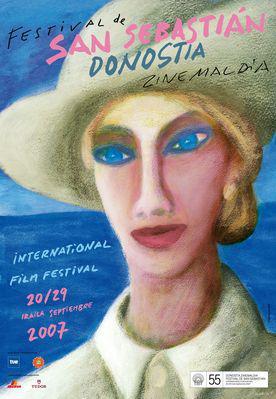 Festival international du Film de San Sebastián (SSIFF) - 2007
