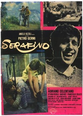 Serafino ou L'Amour aux champs - Poster - Italy