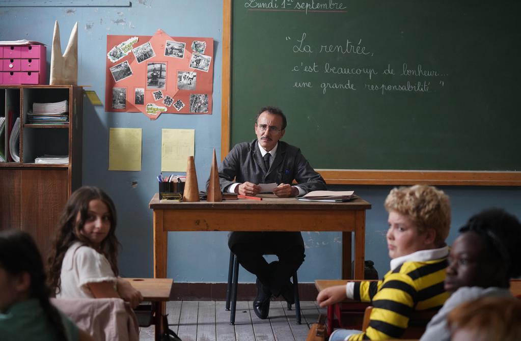 Romain Rojtman - © Marc Bossaert - Les Films du premier - Les Films du 24 - Umedia - TF1 Films Production
