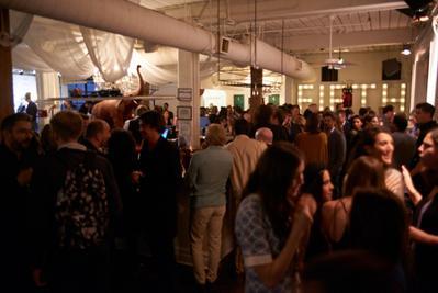 Toronto International Film Festival in pictures - Soirée UniFrance au Fifith - © Jean-Baptiste Le Mercier/UniFrance films