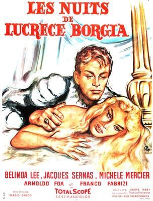 Les Nuits de Lucrèce Borgia
