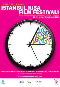 Festival international du court-métrage d'Istanbul  - 2011