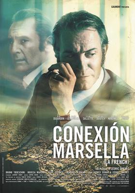 Conexión Marsella - Poster - Spain