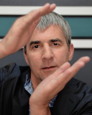 Alain Guiraudie - © Veeren Ramsamy/UniFrance