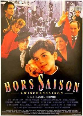 Fuera de temporada - Poster - Suisse