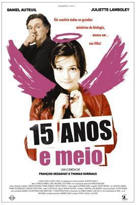 15 ans et demi - Poster - Brazil - © Pandora Filmes