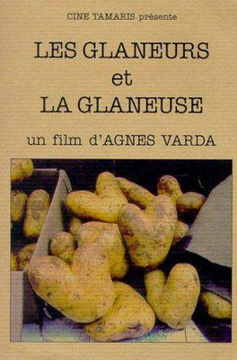 Los Espigadores y la espigadora - Poster - France (2)