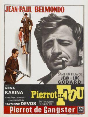 Pierrot le Fou - Poster Belgique