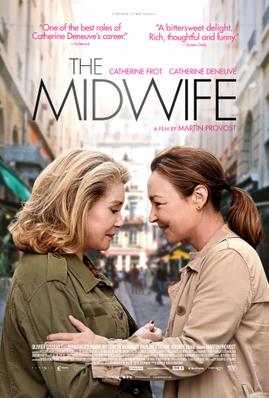 The Midwife - Poster - USA