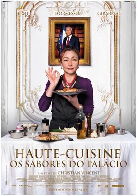 大統領の料理人 - Poster - Portugal
