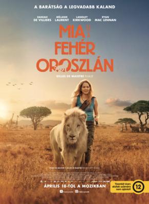 Mia y el león blanco - Poster - Hungary