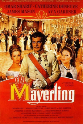 Mayerling - Poster - Germany