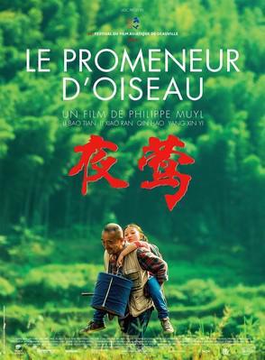 Le Promeneur d'oiseau - poster - Chine 6