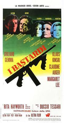 The Bastard - Poster - Italy