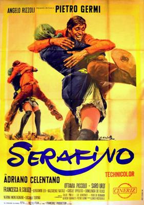 Serafino - Poster - Italy
