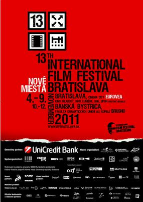International Film Festival in Bratislava - 2011