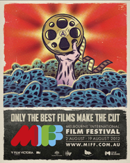 Festival Internacional de Cine de Melbourne  - 2012