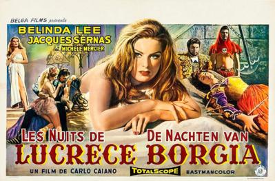 Les Nuits de Lucrèce Borgia - Belgium
