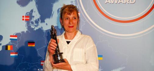 """""""Jamais contente"""" gagne le Prix EFA 2016 du Jeune Public"""