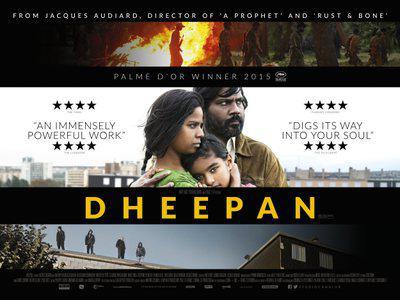 Dheepan - Poster - Royaume-Uni