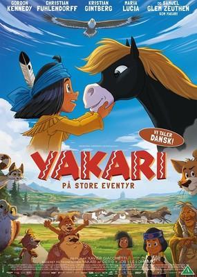 Yakari, A Spectacular Journey - Denmark