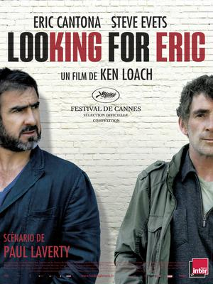 Looking for Eric - Poster - France