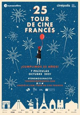 Tour de Cine Francés en México - 2021