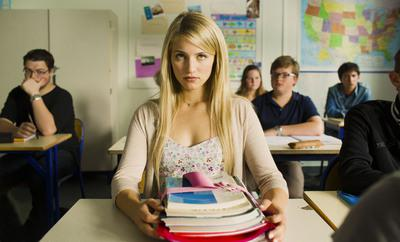 Dianna Agron - © Jessica Forde Europacorp- Tf1 Films Production – Grive Productions