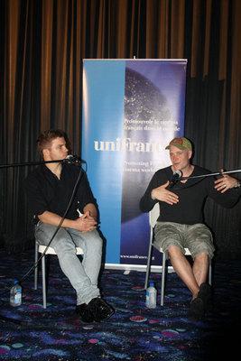 Australia: 3 French directors meet with local audiences - Jan Kounen - © uniFrance / Dr