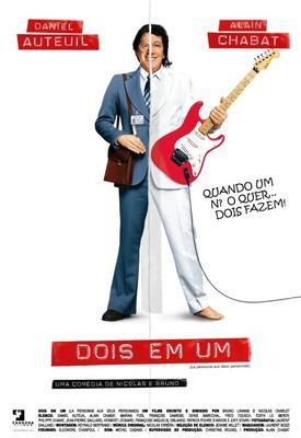 La Personne aux deux personnes - Poster - Brazil