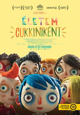 Ma vie de Courgette - Poster - Hungary