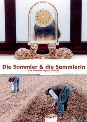 Les Glaneurs et la glaneuse - Poster - Germany