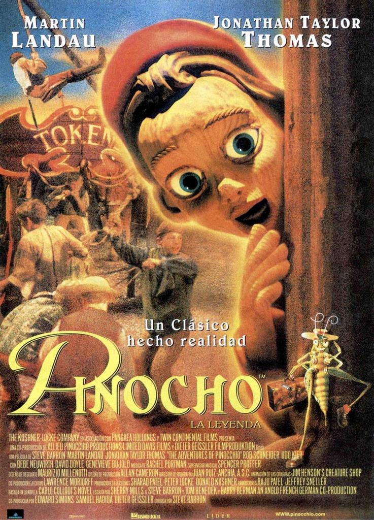 Allied Pinocchio Productions Limited