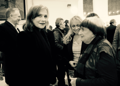 Agnès Varda honored by the wider film, arts, and culture community