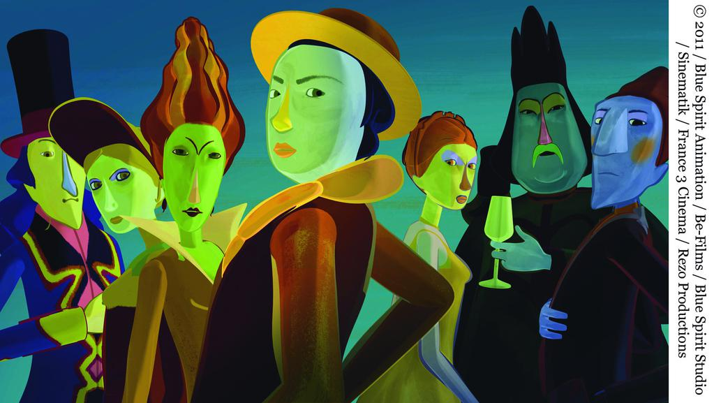 Annecy International Animation Film Festival - 2012