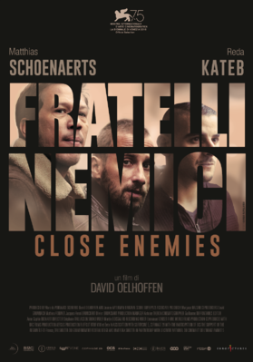 Close Enemies - Poster - Italy