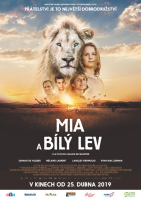 Mia and the White Lion - Poster - Czech Republic