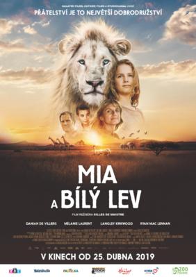 Mia y el león blanco - Poster - Czech Republic