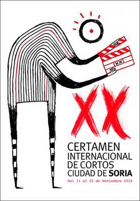 Certamen Internacional de Cortos Ciudad de Soria - 2018