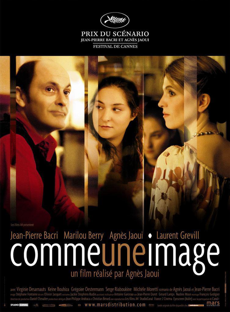 横浜 フランス映画祭 - 2004 - Poster - France