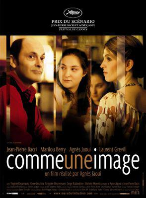 Comme une image - Poster - France