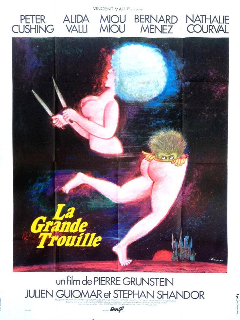 Grande Trouille (Tendre Dracula)