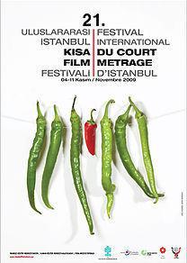 Festival international du court-métrage d'Istanbul  - 2009