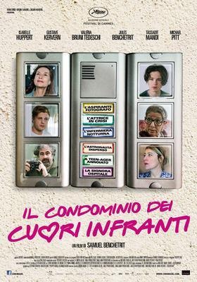 Asphalte - Poster Italie