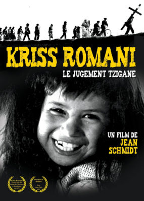 Kriss Romani - Jaquette DVD France