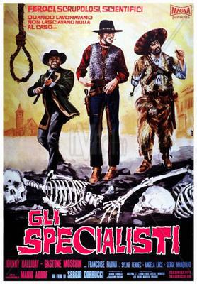 Le Spécialiste - Poster Italie
