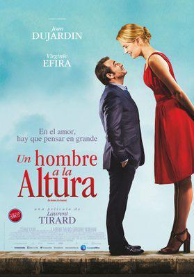 Un hombre de altura - Poster - Mexique