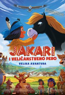 Yakari, A Spectacular Journey - Serbia